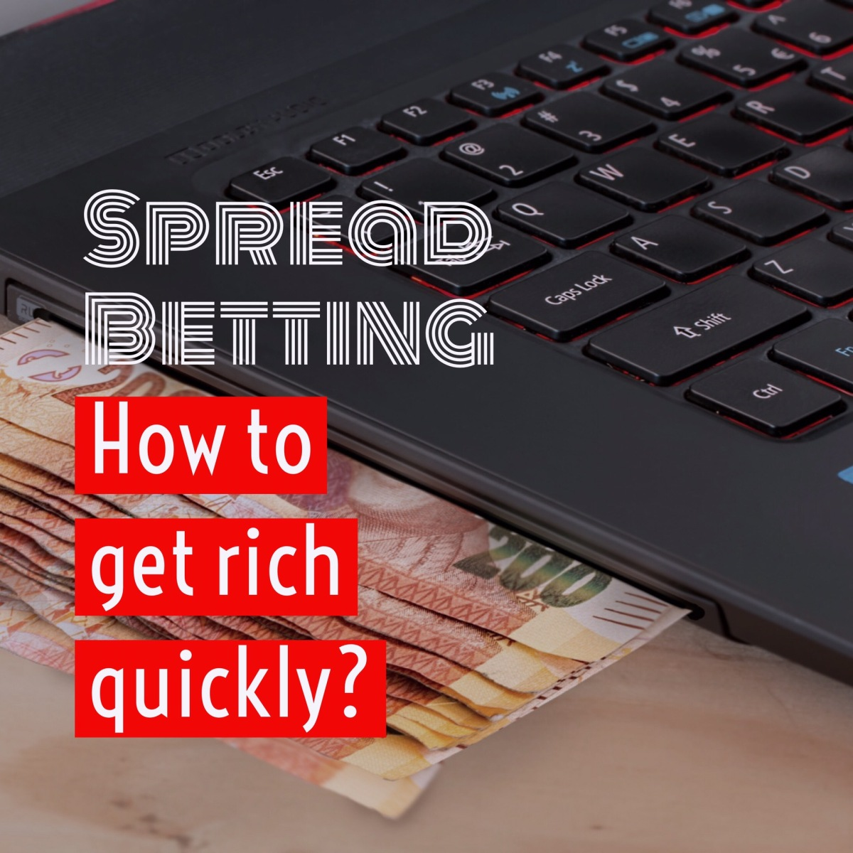 5 Reasons NOT To Start Spread Betting the Financial Market.